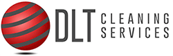 DLT Cleaning Services Logo